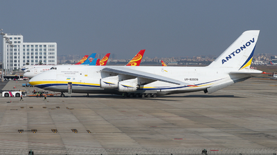 A picture of UR82009 - Antonov An124100M150 - Antonov Design Bureau - © songxiuming