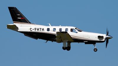 C-FHTH - Socata TBM-850 - Private