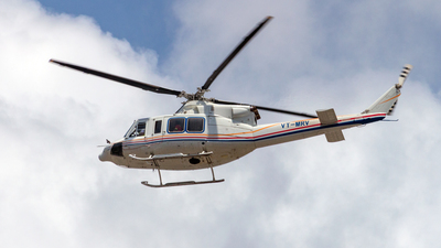 VT-MRV - Bell 412EP - Private