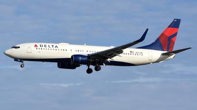 N3739P - Boeing 737-832 - Delta Air Lines