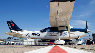TC-TBU - Cessna T206H Stationair TC - Private