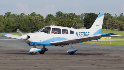 N75305 - Piper PA-28-181 Archer III - Private