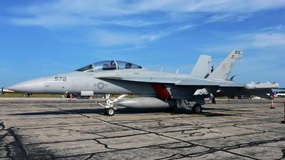 169140 - Boeing EA-18G Growler  - United States - US Navy (USN)