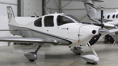 OO-EFC - Cirrus SR22-X Turbo - Cirrus Aviation