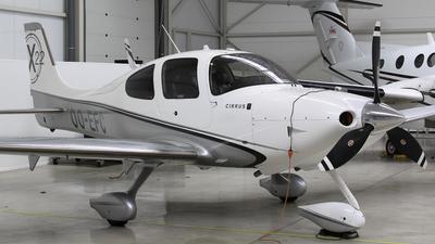 OO-EFC - Cirrus SR22-X Turbo - Cirrus Aviation