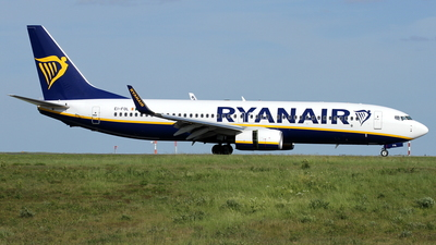 EI-FOL - Boeing 737-8AS - Ryanair