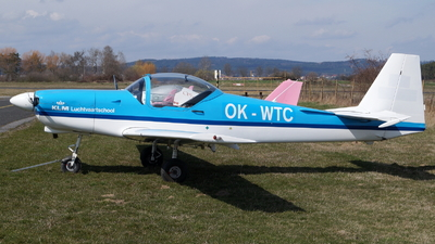 OK-WTC - Slingsby T67C Firefly - Private