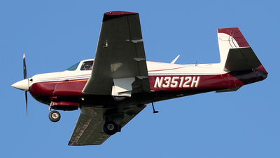 N3512H - Mooney M20J-201 - Private
