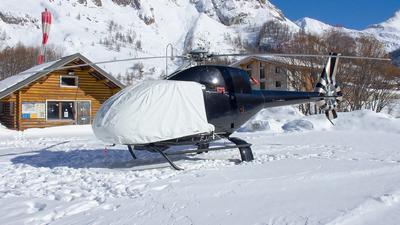 F-HBED - Eurocopter EC 120B Colibri - Private