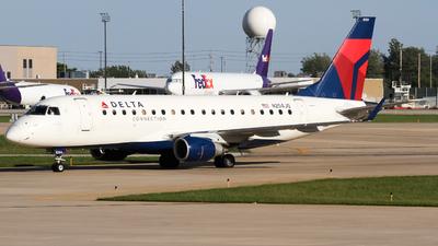 N204JQ - Embraer 170-200LR - Delta Connection (Republic Airlines)