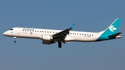 A picture of IADJM - Embraer E195LR - Air Dolomiti - © Sebastian Sowa