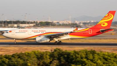 B-6088 - Airbus A330-243 - Hainan Airlines