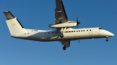 C-FIQT - Bombardier Dash 8-314 - Voyageur Airways
