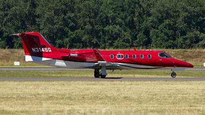 N314SG - Bombardier Learjet 31A - Private