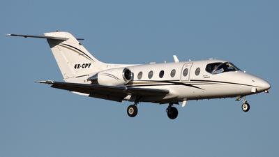 4X-CPY - Beechcraft 400A Beechjet - Private