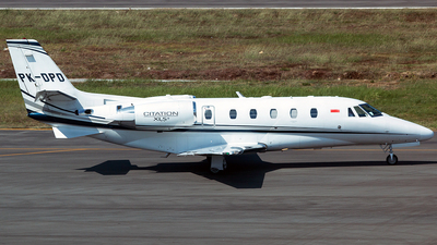 PK-DPD - Cessna 560XL Citation XLS Plus - Private