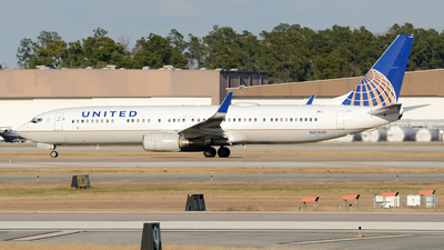 N37420 - Boeing 737-924ER - United Airlines