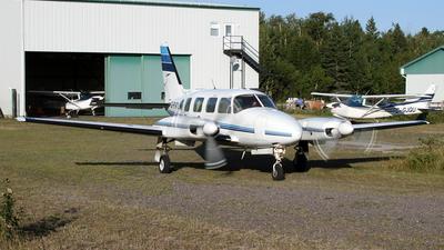 C-FVTL - Piper PA-31-310 Navajo C - Exact Air
