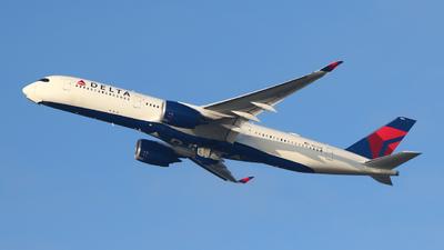 N501DN - Airbus A350-941 - Delta Air Lines