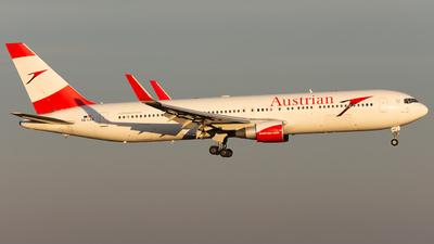 OE-LAZ - Boeing 767-3Z9(ER) - Austrian Airlines