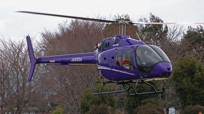 JA505A - Bell 505 Jet Ranger X - Heli Service inc.