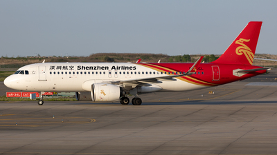 A picture of B30CL - Airbus A320271N - Shenzhen Airlines - © SakaiWakana