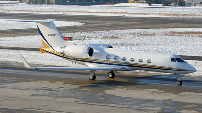 N366F - Gulfstream G-IV - Private