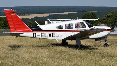 A picture of DELVE - Piper PA28R200 - [28R7635327] - © Mirko Bleuer