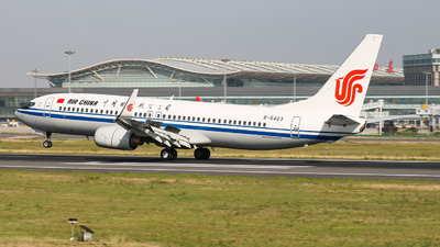 B-5423 - Boeing 737-89L - Air China