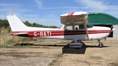 G-RATI - Reims-Cessna F172M Skyhawk - Private