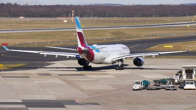 D-AXGC - Airbus A330-203 - Eurowings