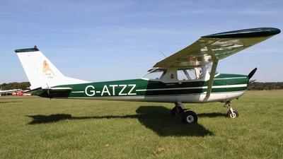 A picture of GATZZ - Cessna F150G - [0136] - © Ian Johnson