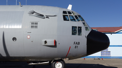 FAB-81 - Lockheed C-130H Hercules - Bolivia - Air Force