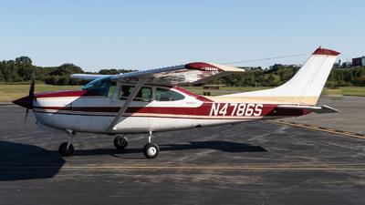 N4786S - Cessna R182 Skylane RG II - Private