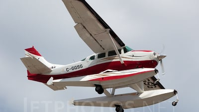 A picture of CGGSG - Cessna TU206G - [U20605852] - © Mohammed Zaheer