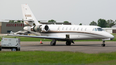 N138BG - Cessna 680 Citation Sovereign - Private