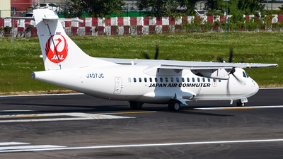 JA07JC - ATR 42-600 - Japan Air Commuter (JAC)