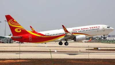 B-1735 - Boeing 737-86N - Hainan Airlines