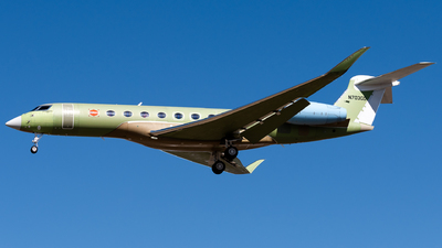 N703GD - Gulfstream G700 - Gulfstream Aerospace
