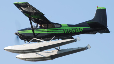 N1750R - Cessna A185F Skywagon - Private