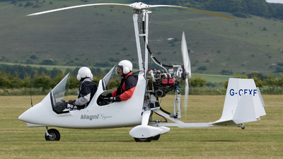 G-CFXF - Magni Gyro M16C - Private