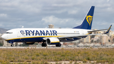 A picture of EIENO - Boeing 7378AS - Ryanair - © Diogo Vicente