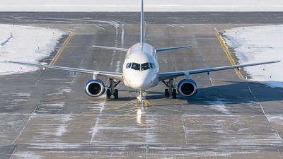 RA-89038 - Sukhoi Superjet 100-95LR - Yakutia Airlines