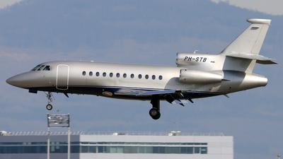 PH-STB - Dassault Falcon 900C - Exxaero International