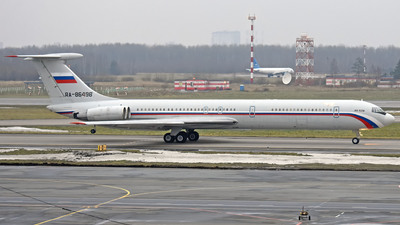 RA-86496 - Ilyushin IL-62M - Russia - 223rd Flight Unit State Airline