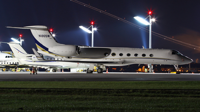 N1905W - Gulfstream G550 - Private