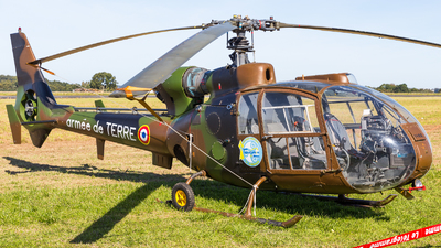 1466 - Aérospatiale SA 341F Gazelle - France - Army