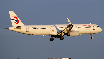 B-8230 - Airbus A321-231 - China Eastern Airlines