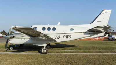 TG-PWO - Beechcraft C90GT King Air - Private