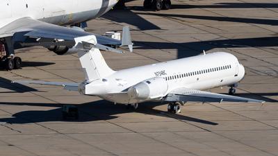 N734BC - Boeing 717-2BL - Boeing Company